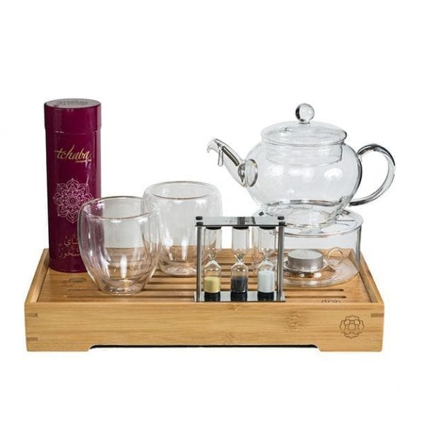 Sharing Tea Set  Image - Tchaba