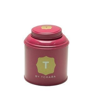 T By Tchaba Tea Caddies Cranberry Image - Tchaba