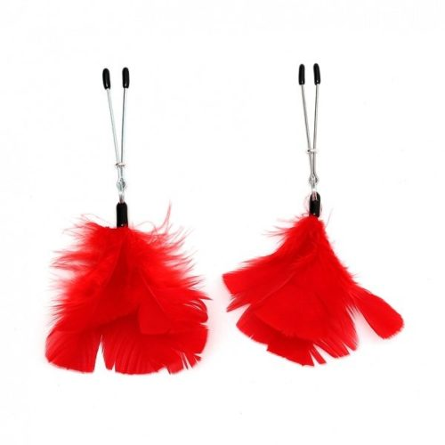 Red Feather Nipple Clamps
