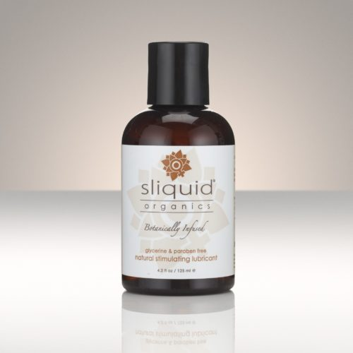 Sliquid Organics Natural Warming Lubricant