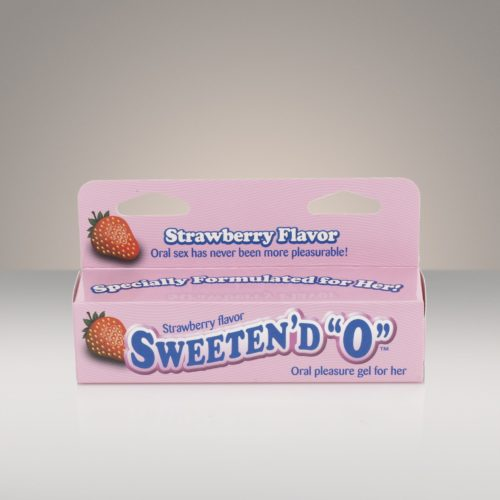 Strawberry Oral Pleasure Gel