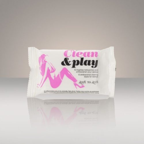 Sex Toy Wipes