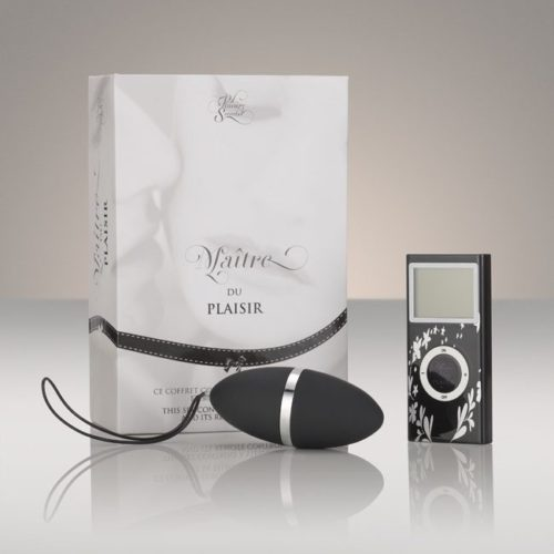 Plaisirs Secrets Vibrating Love Egg
