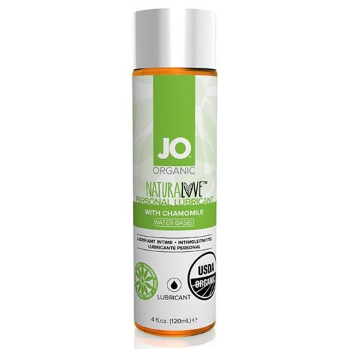 System Jo Organic Water Based Lubricant