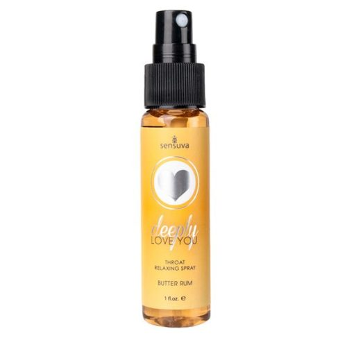Deeply Love You Throat Relaxing Spray