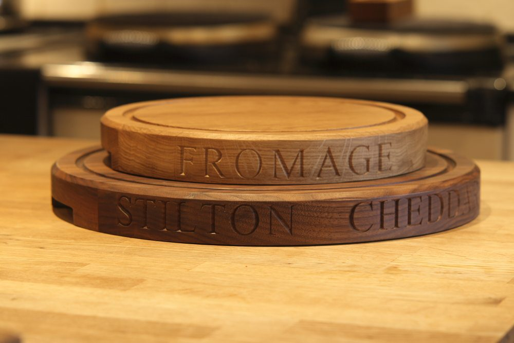 Personalised Cheese Boards from MakeMeSomethingSpecial.com