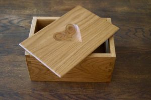 personalised engraved keepsake box