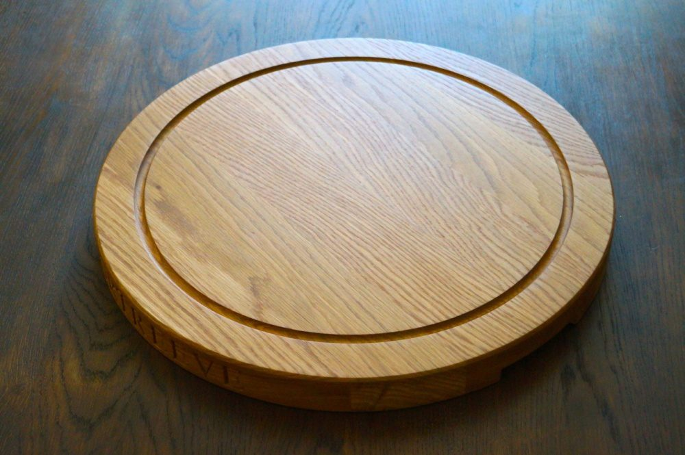 Large Personalised Wooden Cheese Boards from MakeMeSomethingSpecial.com