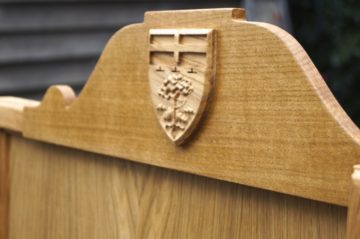 Engraved Wooden Honours Boards