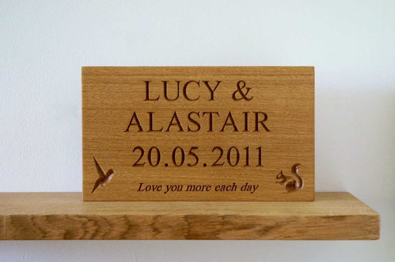 personalised-wall-plaque-makemesomethingspecial.com