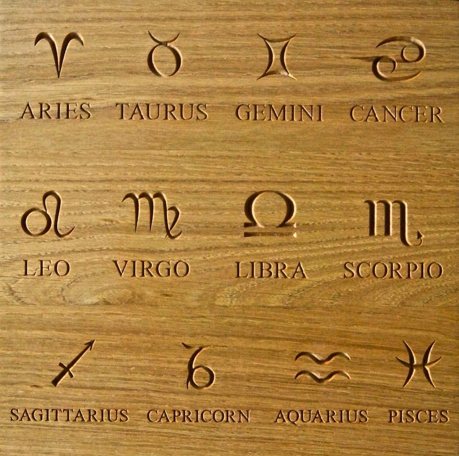 personalised-wooden-zodiac-signs-makemesomethingspecial.co.uk