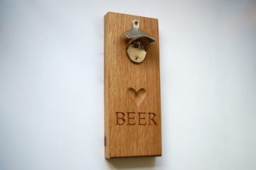 engraved-oak-beer-bottle-opener-makemesomethingspecial-com
