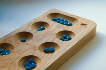 handmade-mancala-game-board-makemesomethingspecial.com
