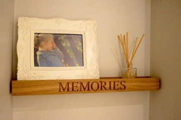 personalised-wooden-picture-ledges-uk-makemesomethingspecial.com
