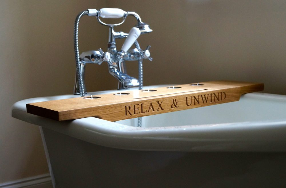 personalised valentines day gifts 2019-wooden-bath-tray-makemesomethingspecial.co_.uk_