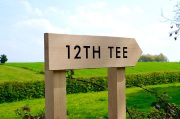 engraved-golf-course-sign-makemesomethingspecial.com